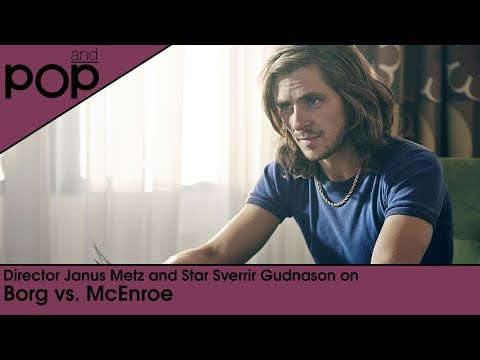 Swedish Star Sverrir Gudnason Dishes on Working with Shia LaBeouf to Recreate a Legendary Rivalry