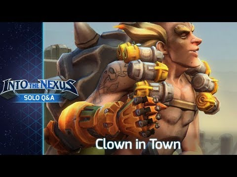 Junkrat: Clown in Town (PTR Trial Mode - First Impressions)