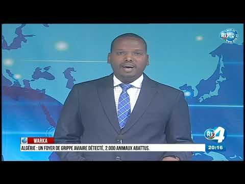 Journal en Somali du 10/02/2021