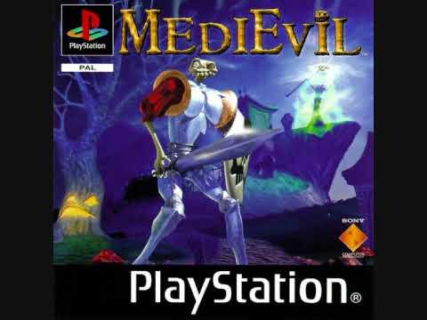 Medievil Soundtrack 04 - Cemetery Hill