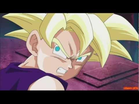 Dragon Ball Z OVA 2010 : El plan para erradicar a  los Saiyans  2/2