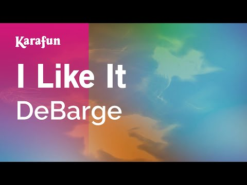 Karaoke I Like It - DeBarge *