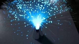 Westminster Rotating Fiber Optic Light