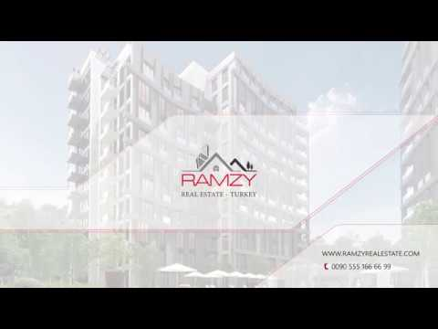 Apartments For Sale In The Center Of Istanbul In Maslak || 00905551666699