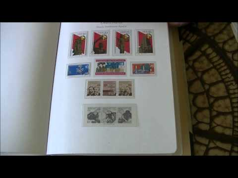 Stamps Collection Germany DDR 2