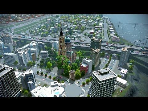 Cities: Skylines - Release Trailer