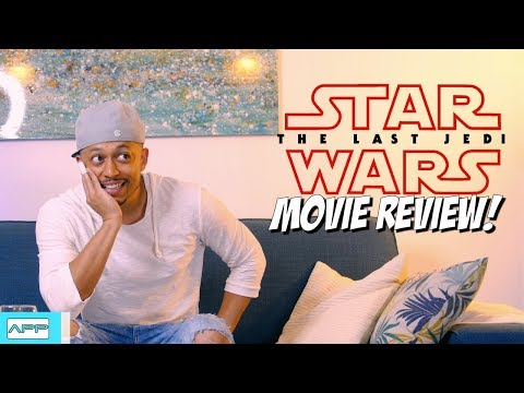 Download Youtube: Star Wars The Last Jedi Movie Review!