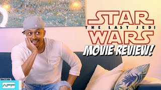 Star Wars The Last Jedi Movie Review!