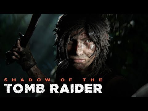 SHADOW OF THE TOMB RAIDER -  Original Soundtrack OST