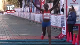 Vodafone İstanbul Maratonu'nda zafer Kenyalı atletlerin