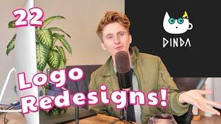 Redesigning Your Logos! YGR 22