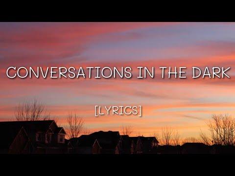 John Legend - Conversations In The Dark [LYRICS]
