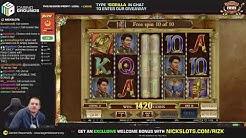 Casino Slots Live - 30/04/20 *HUGE CASHOUT + CHARITY DONATION!!*