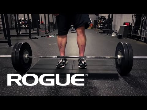 Movement Demo - The Deficit Deadlift