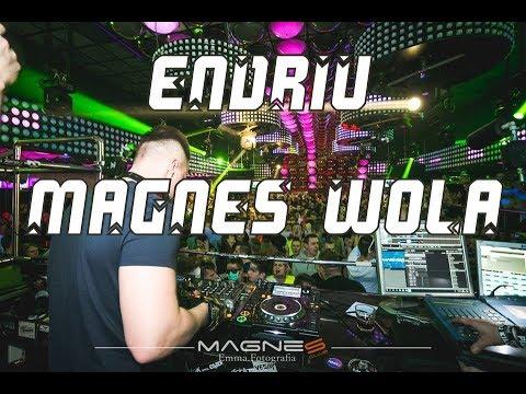 MAGICZNA IMPREZA  MAGNES WOLA  DJ ENDRIU  261218