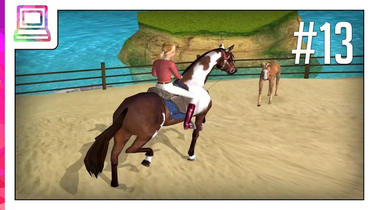 Barbie Horse Adventures Wild Horse Rescue Part 13