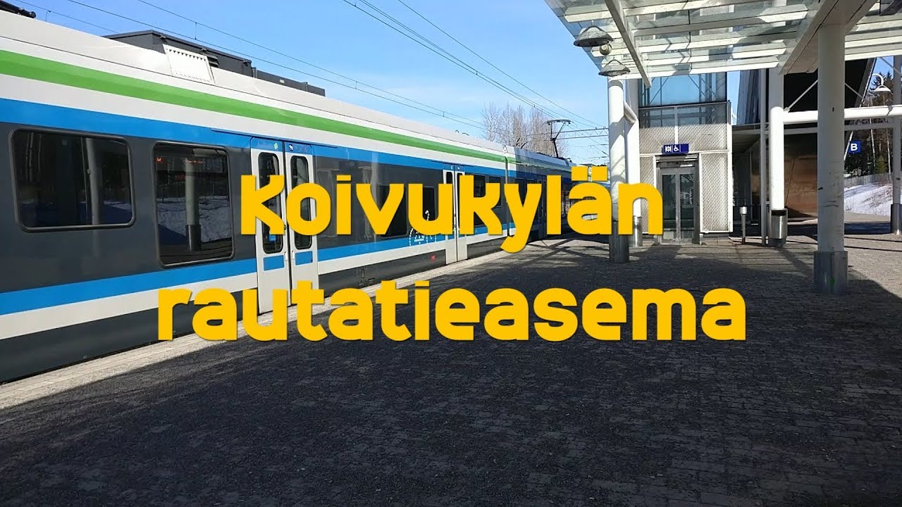 Koivukylän Asema