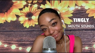 ASMR | TINGLY MOUTH SOUNDS ♡
