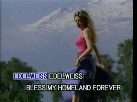 Edelweiss - Video Karaoke