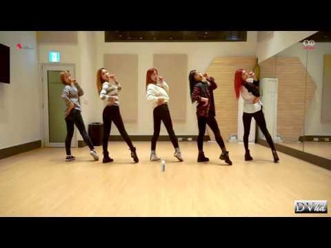 EXID - Hot Pink (dance practice) DVhd