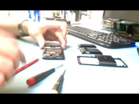 How to Take an HTC Evo Design 4G Apart