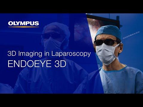 Olympus Adds 3D, IR, and Novel Light Technologies to Modular Imaging Platform for Minimally Invasive Surgery