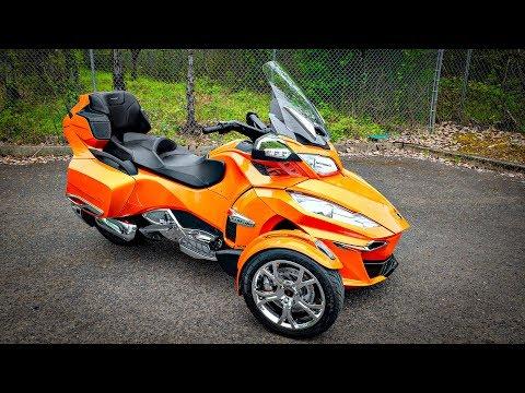 Wildest Spyder RT Yet..!! • Riding Kings of Comfort! | TheSmoaks Vlog_1251
