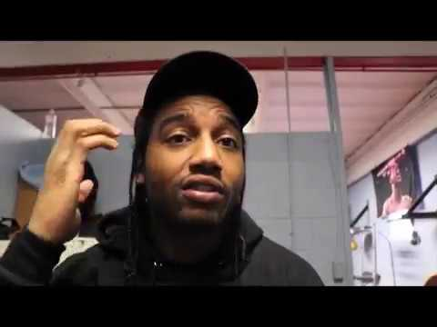 Ring Magazine stubbed Danny Garcia during the Matthysse fight--Karl Dargan