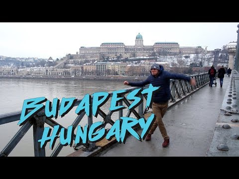 TOUR OF BUDAPEST, HUNGARY || TRAVEL VLOG