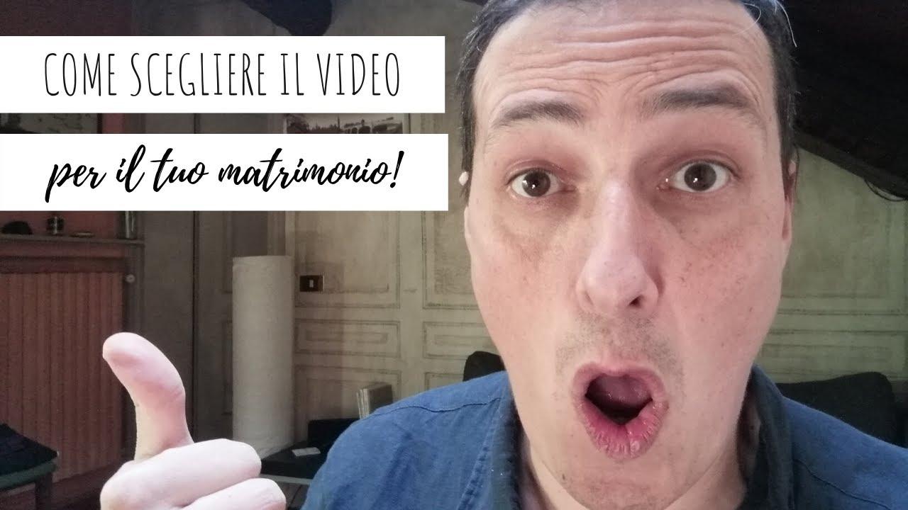 VIDEO DI MATRIMONIO EMOZIONANTI | Come scegliere il videomaker giusto