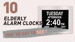Elderly Alarm Clocks // New & Popular 2017