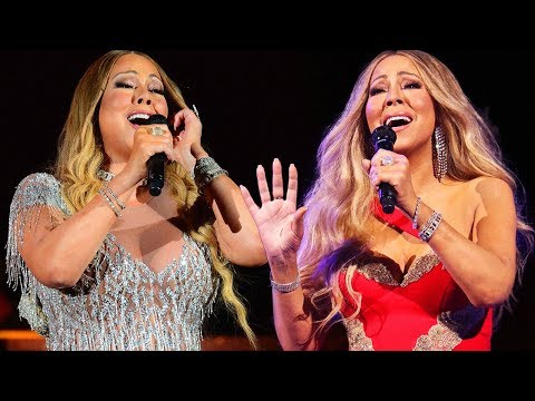Mariah Carey - All The Hits Vs. All I Want For Christmas Tour! (2017)