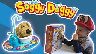 Soggy Doggy beim SpielzeugTester - Julian mit Verlosung