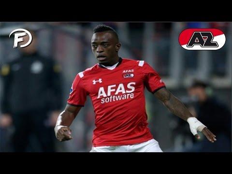 Ridgeciano Haps - Defending, Skills, Tackles, Assists - AZ Alkmaar |