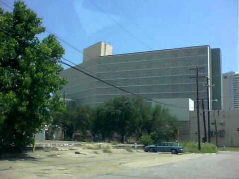 Jfk Cabana Motor Hotel Dallas Texas 2011 Youtube