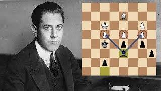 Шахматы. Соблюдайте правило Капабланки в эндшпиле!