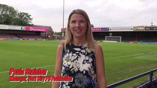 Open Day on Sunday at Bootham Crescent