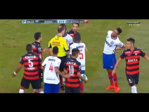 Bahia 1 x 1 Atlético GO   Melhores Momentos   Brasileirão Série B 16 08 2016