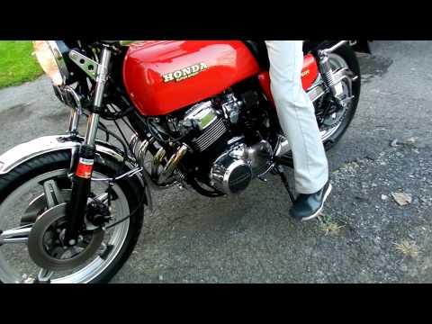 1978 honda 750 super sport with 836 kit