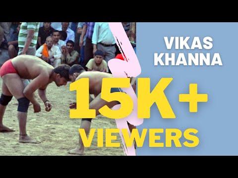 Vikas khanna vs Rinku hajipur