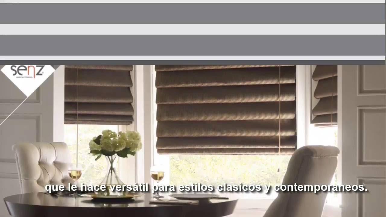 Como elegir cortinas tipos de cortinas y persianas - Cortinas y persianas ...