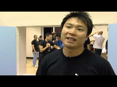 Wing Chun Leo Au Yeung Martial Journey Interview Pt1