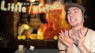 Little Inferno | BURN EVERYTHING! | Amazing Indie Game Gameplay/Commentary