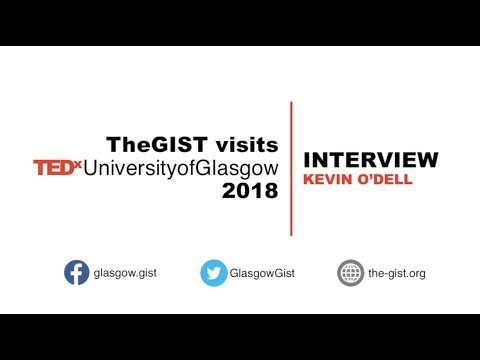 Kevin O'Dell - TEDx University of Glasgow 2018