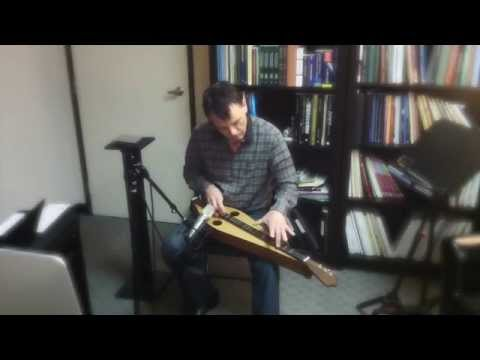 Allegretto (Fingerpicked Mountain Dulcimer)