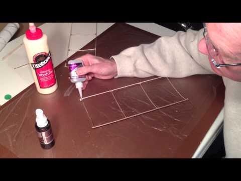 Building the Split Decision Pennyplane by Laser-Cut Planes
