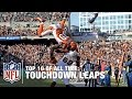 Top 10 Touchdown Leaps of All Time NFL