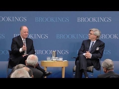A Review of the 'Asia Rebalance': A Conversation with Thomas E. Donilon