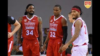 Renaldo Balkman Full Highlights 2018.01.28 2017-2018 ABL VS Saigon Heat - 26Pts