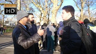 P1 What is Forgiveness Hashim vs Christian l Speakers Corner l Hyde Park